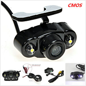 Luxury-Car-170-HD-Rear-View-Reverse-Backup-Parking-Camera-Night-Vision-CMOS