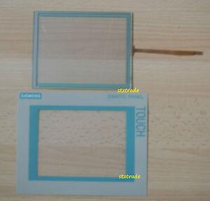 New SIEMENS TP177 6AV6640-0CA11-<wbr/>0AX1 touch screen /glass + film , TP 177micro