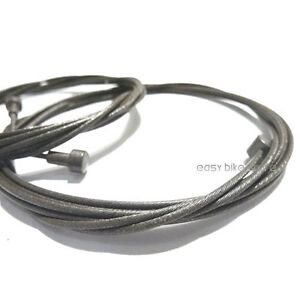 AICAN Bike Brake Nano Coating Double Ended Inner Cable 2PCS