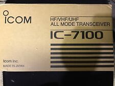 Icom IC-7100 All Mode Transceiver (UNBLOCKED)