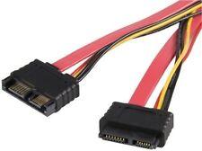 StarTech.com Slimline SATA Extension Cable - M/F (0.5m)