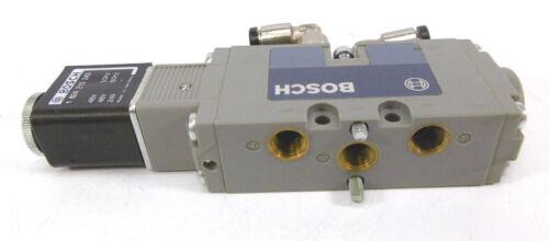 Bosch aventics válvula de solenoide de 0 820 022 0260820022026 solenoide 1 824 210 243