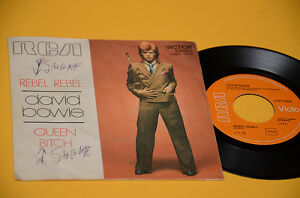 DAVID-BOWIE-7-034-45-REBEL-REBEL-1-ST-ORIG-ITALY-1974-DISCO-EX