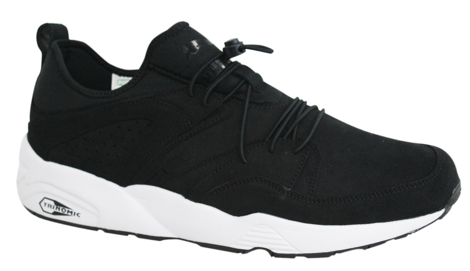 Puma Trinomic BOG Blaze of Glory Soft Homme Noir Trainers Chaussures 363541 03 P