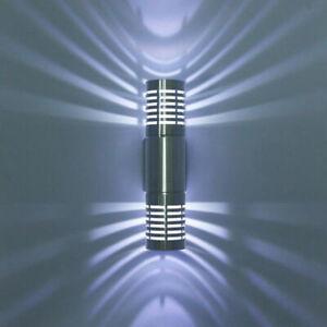 Modern-LED-Wall-Light-Up-Down-Lamp-Sconce-Spot-Lighting-Home-Bedroom-Fixtures