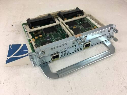 CISCO NM-2FE2W-V2 2-10//100 Ethernet 2 WAN Card Module