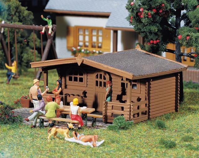 Faller H0 130208 3 Summer Houses New