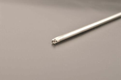 2C05H-SCLCR03 5×107mm Solid carbide shock tool Shockproof hole lathe SCLCR03