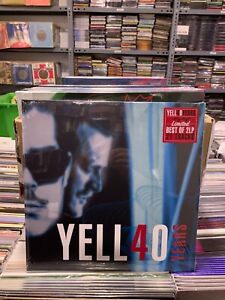 Yello 2 LP 40 Years Versiegelt 2021