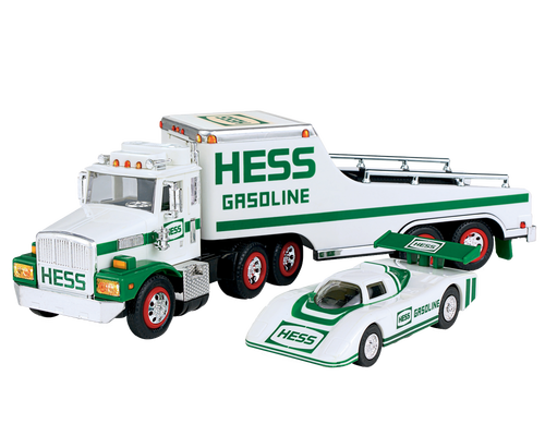 1988 Hess Toy Truck And Racer For Sale Online Ebay