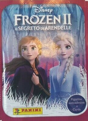 Buy 4 Get 10 Free Panini Olaf/'s Frozen Adventure Single Stickers 2017