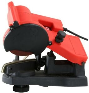 Buffalo-Tools-Chainsaw-Sharpener-Electric-Rust-Resistant-4200-RPM-Grinding-Speed
