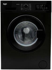 Bush-WMNB712EB-Free-Standing-7KG-1200-Spin-Washing-Machine-A-Black