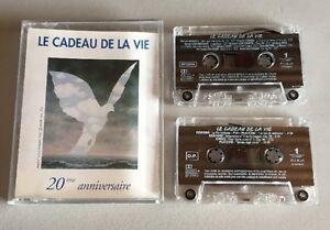 Cassette-Audio-Le-Cadeau-De-La-Vie-1994