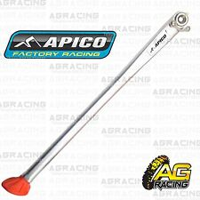 Apico Side Stand Kick Stand Silver Orange For KTM EXC-R 530 2008-2015 Enduro New