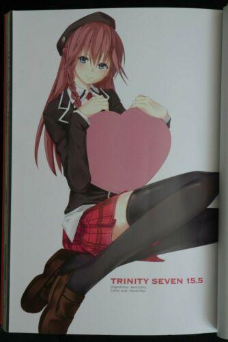 Trinity Seven 15.5 JAPAN manga