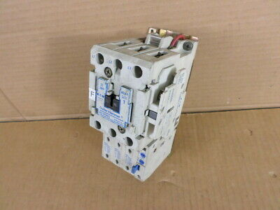 CUTLER HAMMER STARTER CONTACTOR 27 AMP SERIES A1 Used AN16DNO