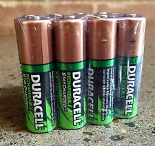 "12 Count Duracell Rechargeable ""Staycharged"" AA Batteries"