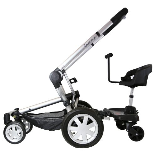 Ride On Pram Buggy Board With Saddle Or Seat To Fit Mamas /& Papas Cosatto Wow