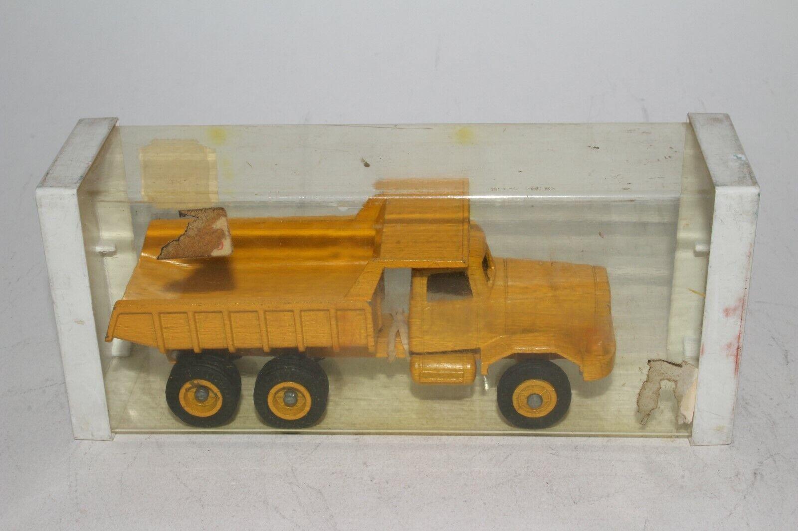 Winross década de 1960 autocar Dump Truck, buen En Caja