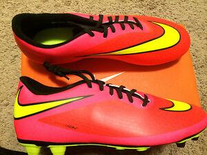 db8acd477 NIB Nike Hypervenom Phade FG Mens Soccer Cleats 599809-690 Many ...