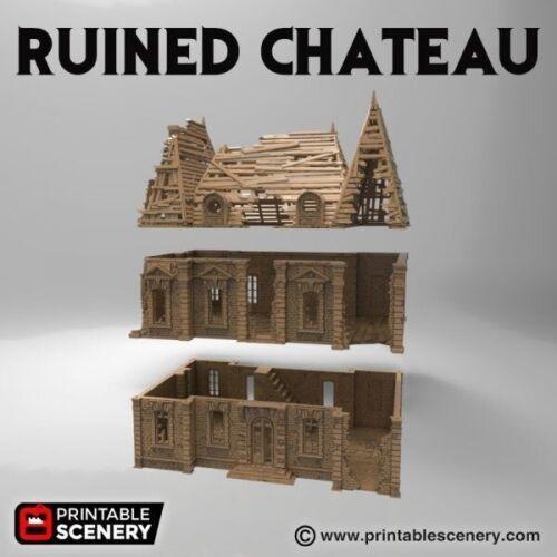Ruined Chateau