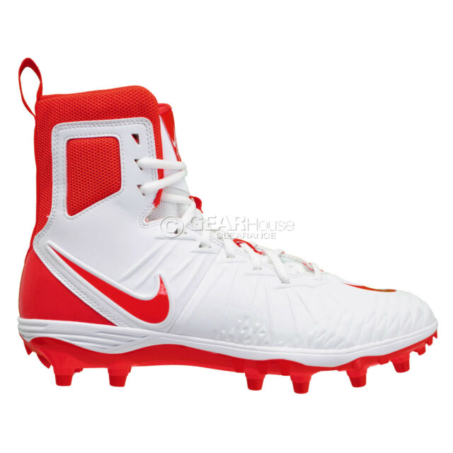 NIKE FORCE SAVAGE VARSITY TD Mens Football Cleats High Top Lineman - Pick Size