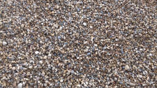 decorative gravel 20mm cotswolds cream  1 tonne landscaping, driveways, borders