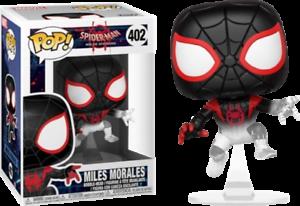 Spider-Man-Translucent-Miles-Morales-Funko-Pop-Vinyl-New-in-Box-In-Hand