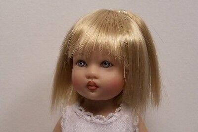 Debs WIG Kyra BROWN Made For Helen Kish Riley Doll