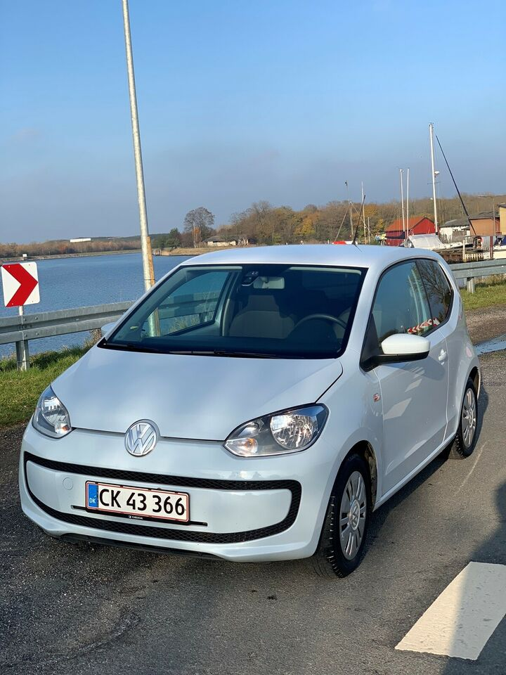 VW Up!, 1,0 60 Take Up! BMT, Benzin