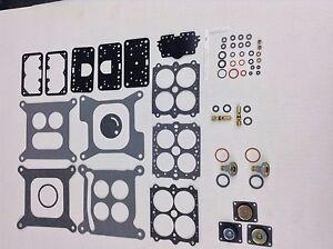 Holley 4150 Carb Rebuild Kit Double Pumper 4777 4778 4779 4780 4781