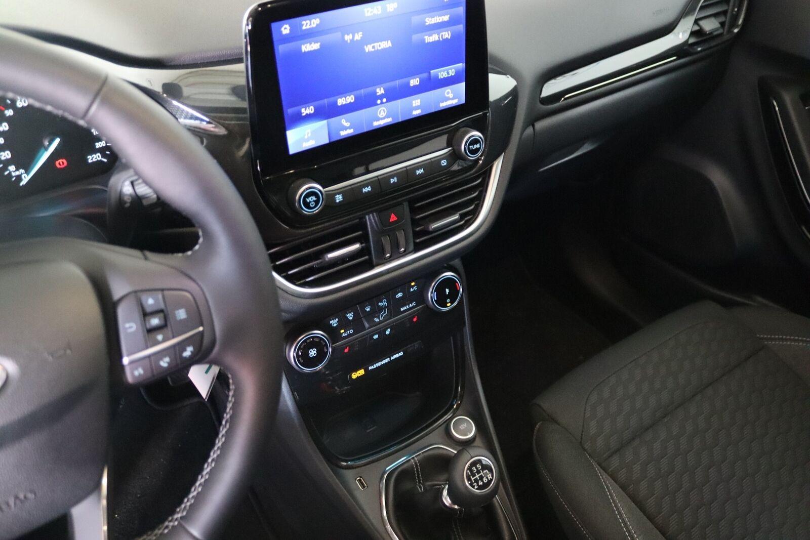 Ford Puma 1,0 EcoBoost mHEV Titanium - billede 10