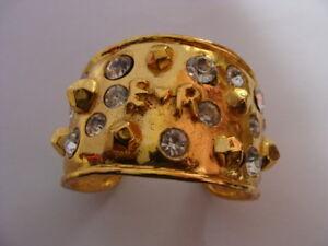 Bracelet EDOUARD RAMBAUD manchette, bracelet créateur signé Rambaud
