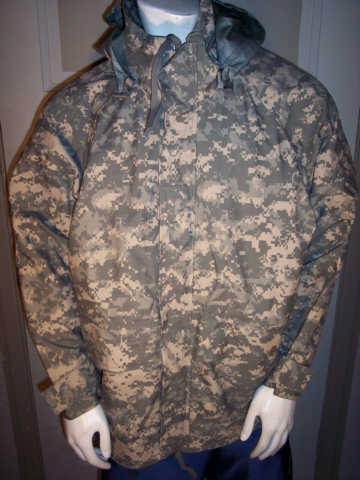 NEW US Military Long Short Cold Weather Universal Camo Parka Tennessee Apparel