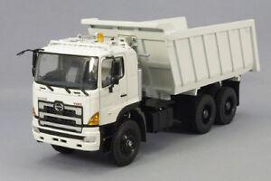 Hino-commande-speciale-kyosho-1-43-Hino-700-ZS-profia-Custom-Voiture-Modele-dumper-truck