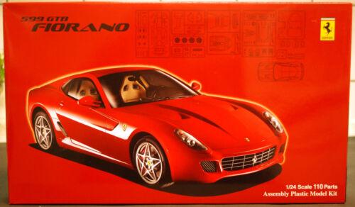 Fujimi 122779 2006 Ferrari 599 GTB Fiorano 1:24