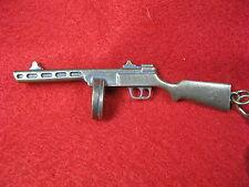 German Badge pendant for key grenade PPSz 41 machine gun Russian USSR  ww2 WWII