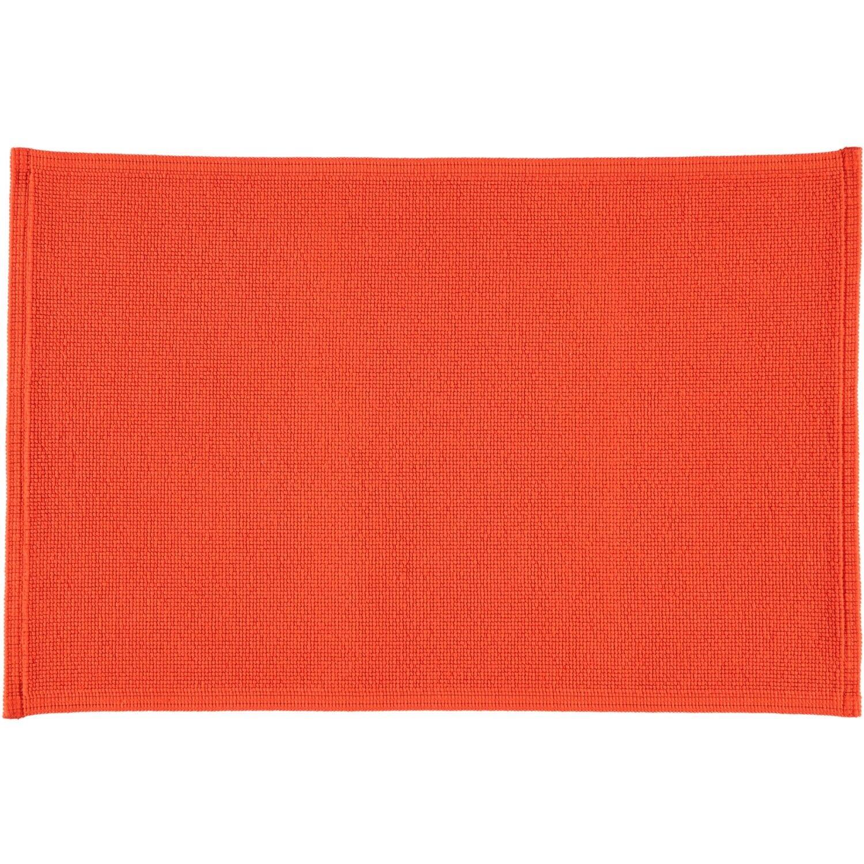 Rhomtuft Plain Badteppich Teppich  100% Baumwolle gewebt alle Farben NEU