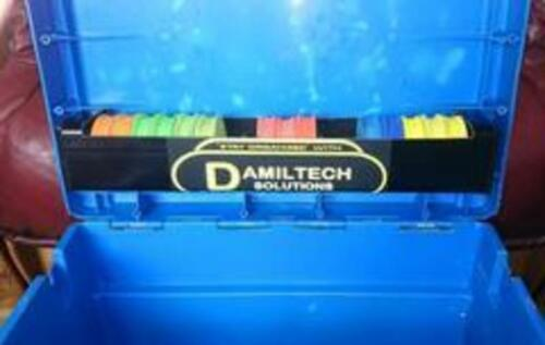 DAMILTECH RIG WINDER TRAY FOR SHAKESPEAR OR TRONIXPRO SEAT BOX