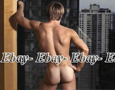 JOSEPH SAYERS Shirtless BARECHESTED HUNK BEEFCAKE Candid Photo