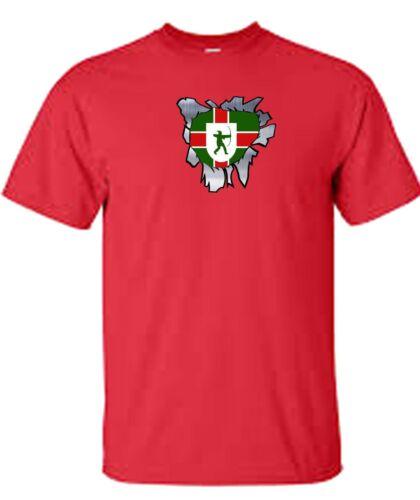 Nottinghamshire t shirt