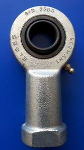 PHS5EC 5mm Rose Joint Female Rod End Bearing M5 Right Hand Maintenance Free RVH