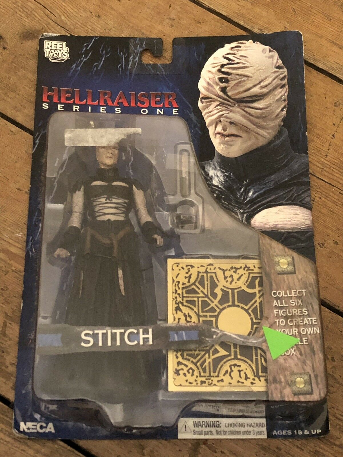NECA Hellraiser Series 1 Stitch  AFHRS1 36