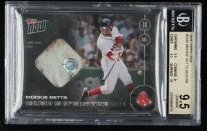 2016-Now-Topps-Online-Exclusive-Relics-34-99-Mookie-Betts-355-B-BGS-9-5-GEM