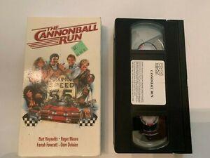 The-Cannonball-Run-VHS-Video-Tape-Burt-Reynolds