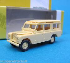 Roco H0 662 LAND-ROVER Typ 109 Geländewagen HO 1:87 NEU OVP Herpa 743266