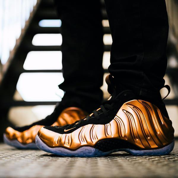 le plus populaire des chaussures pour hommes foamposite et femmes nike air foamposite hommes un  Noir -metallic bronze penny 314996-007 copper- Noir  13 6d4bb9