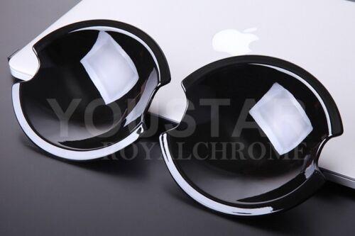 UK STOCK Combo Set PIANO BLACK Door Handle Covers /& Cups R50 R53 R56 MINI Cooper