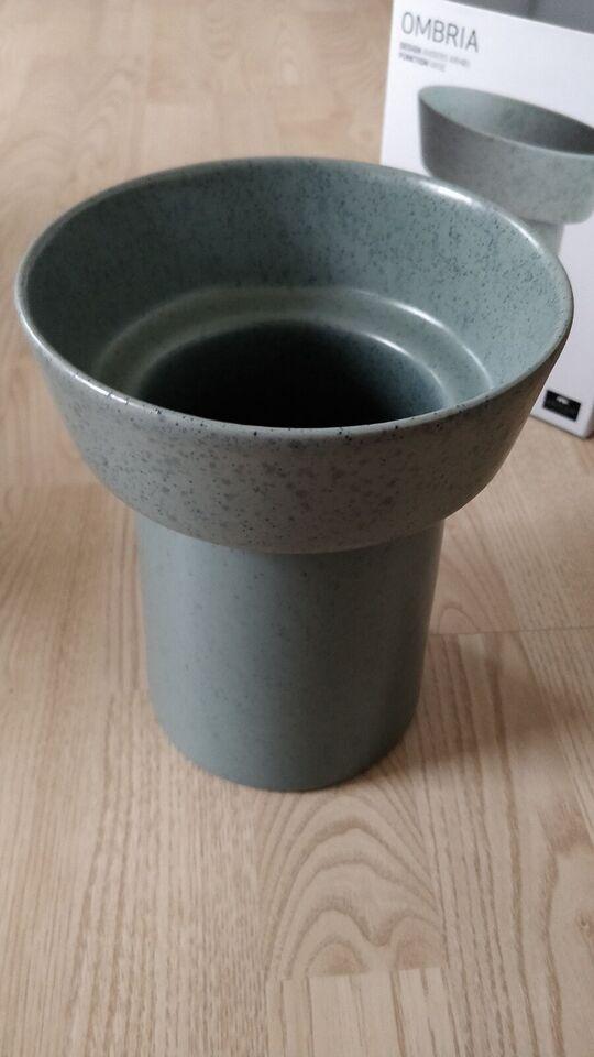 Kähler ombria vase, Kähler